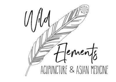 Wild Elements Logo Design